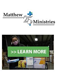 Matthew 25: Ministries